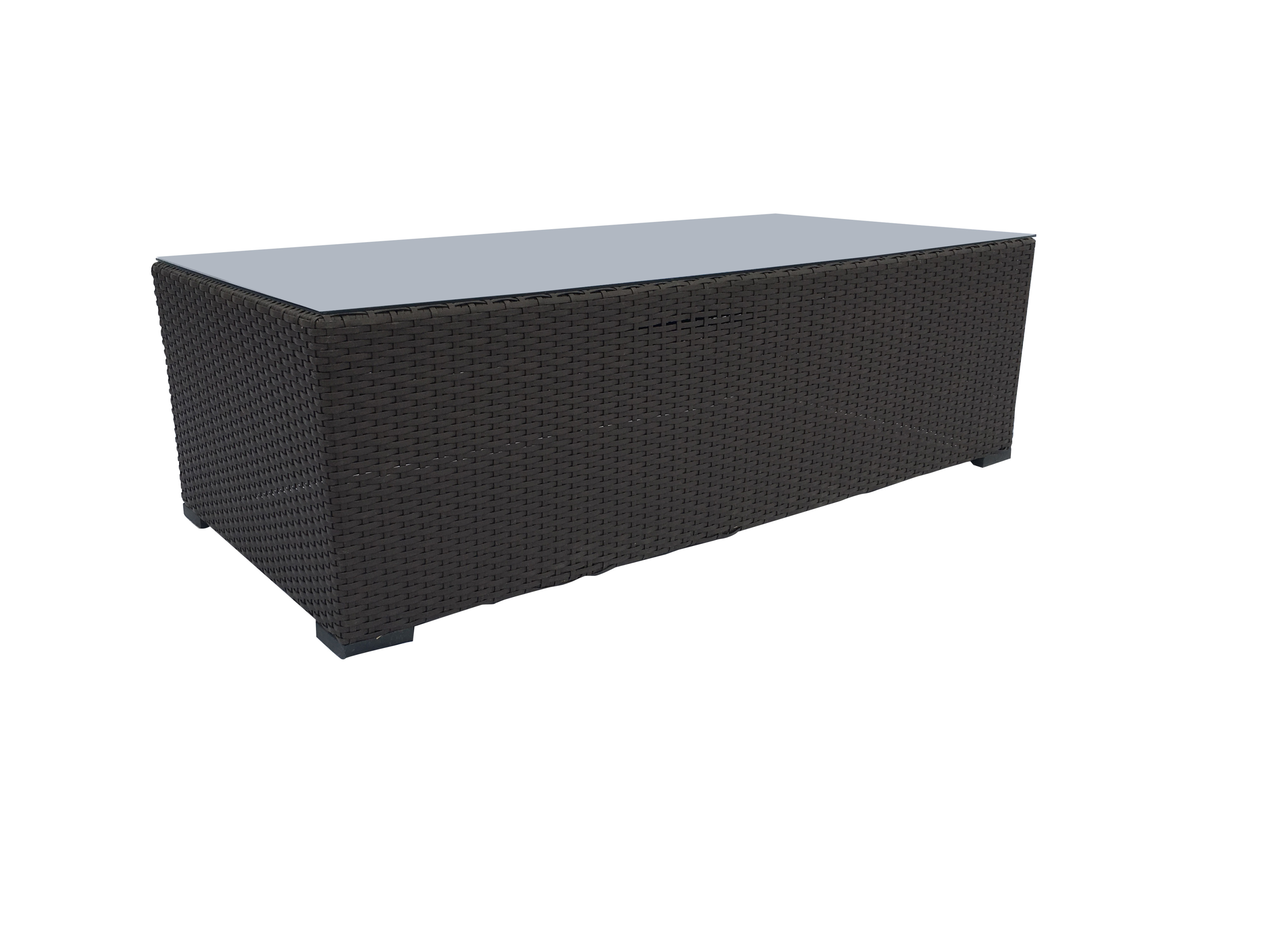 Manhattan coffee table 30 x 60 for Coffee table 60 x 60