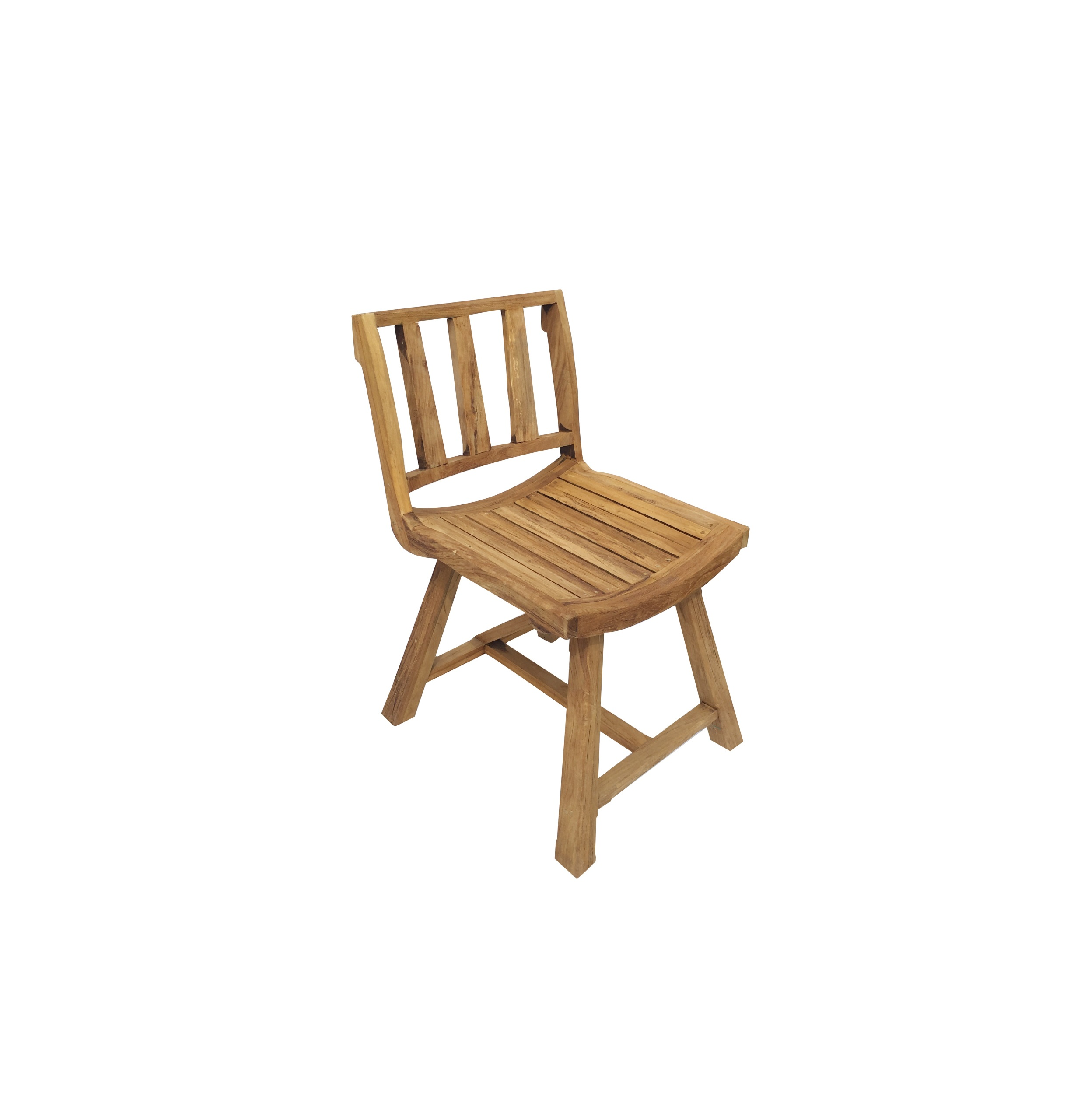 Thailand Patio Furniture Manufacturers: Reclaimed Thailand Side Chair